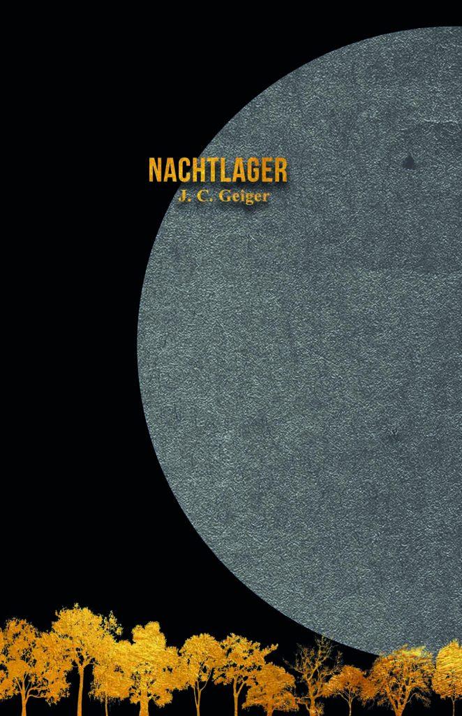 Cover des Buches Nachtlager von J. C. Geiger